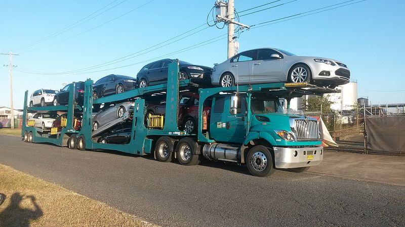 Trusted car shipping in Tennessee
