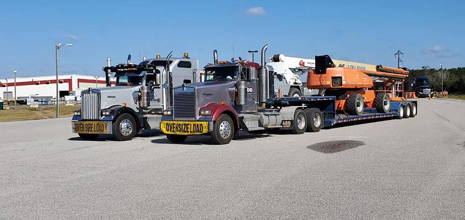 Nevada heavy loads