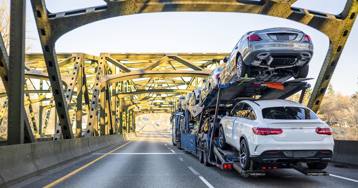 Car transport service NY