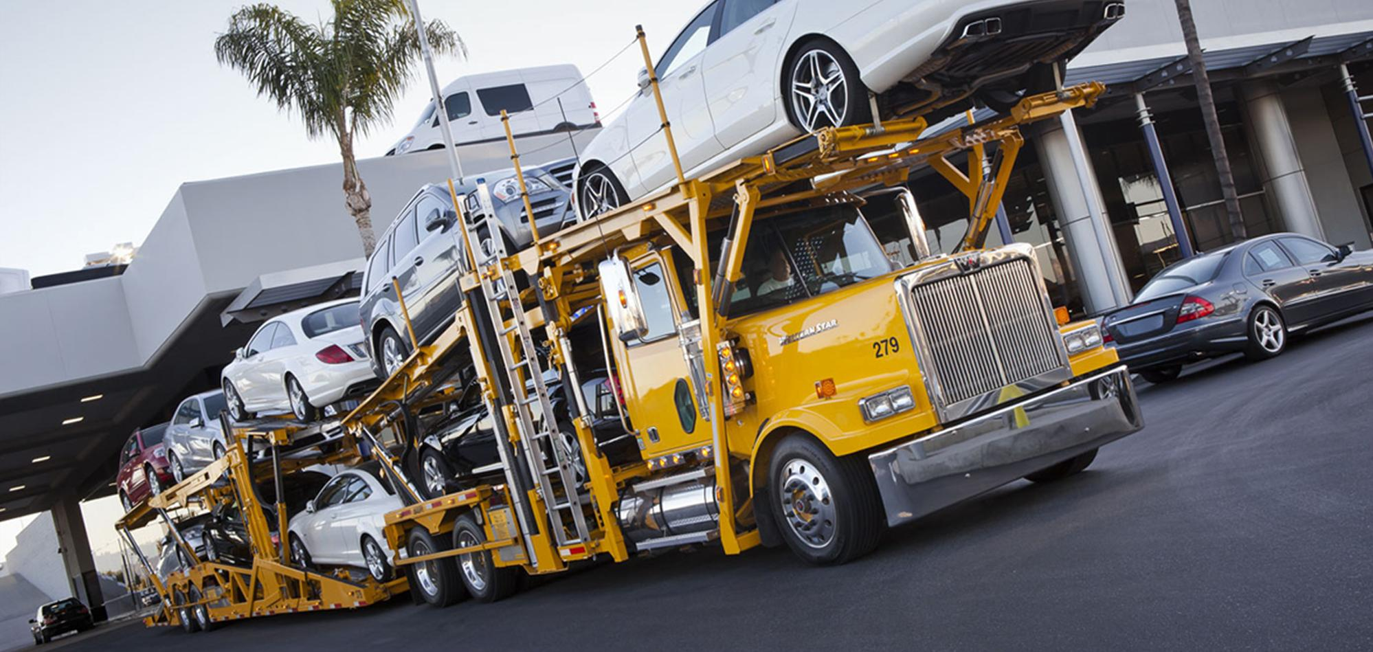 NY auto transport