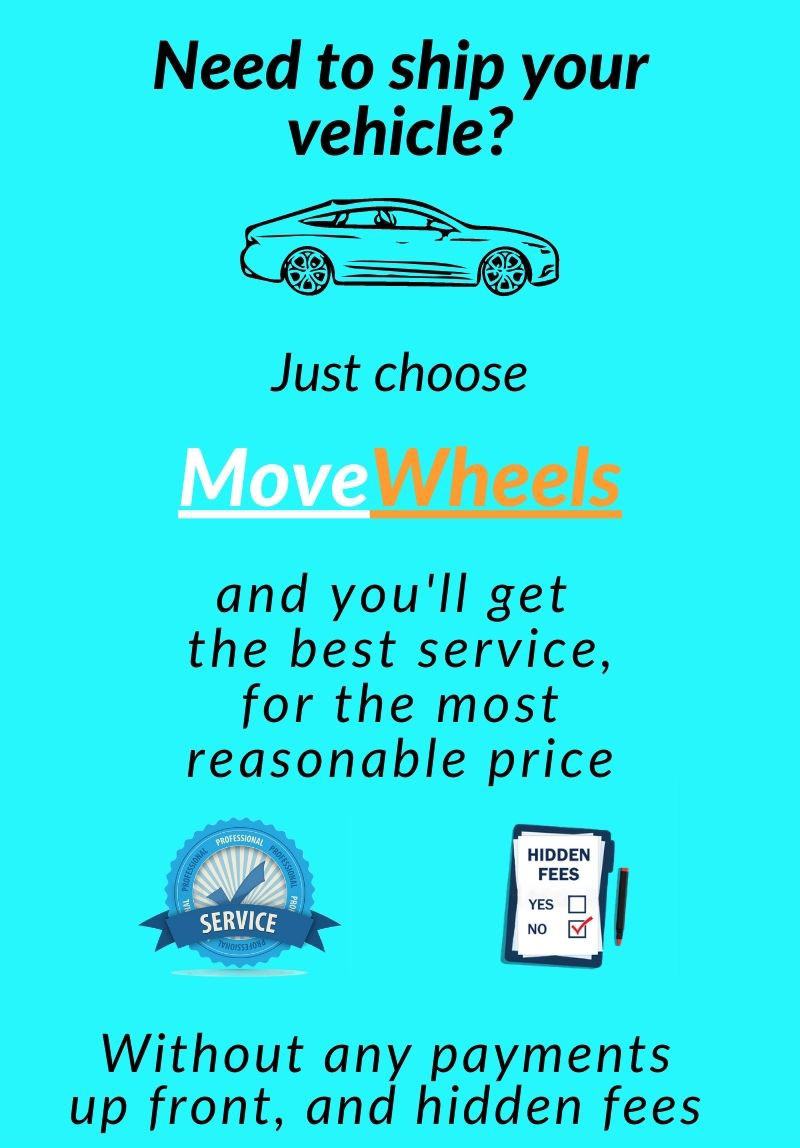 choose Movewheels for your car shipping to Ohio