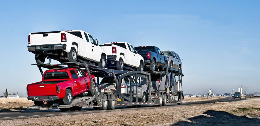 Tennessee vehicle shipping