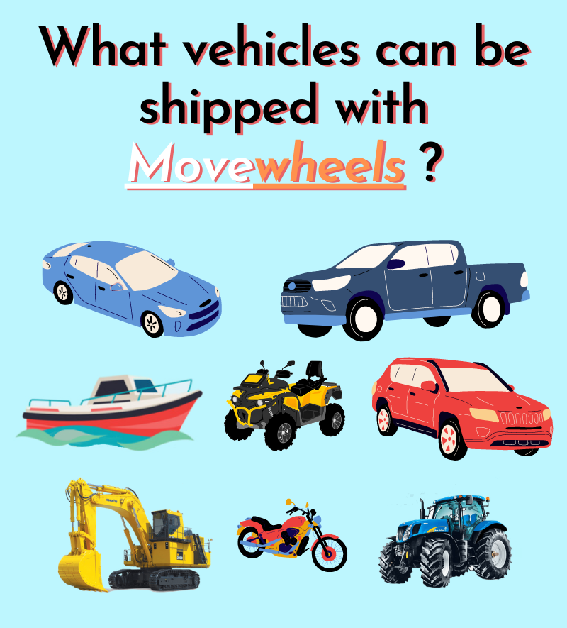 What vehicles can be shipped with Movewheels