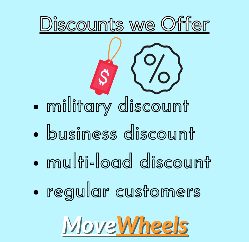 Nevada car shipping discounts