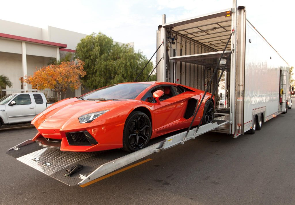 enclosed vehicle shipping services near me in NY area