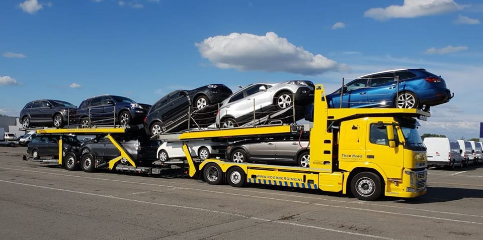 how does oregon auto transport works
