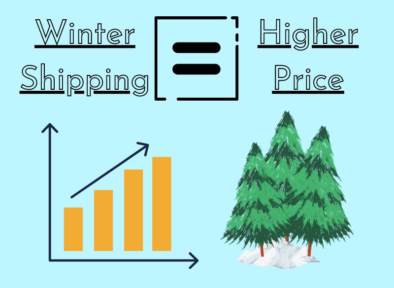 nevada winter shipping