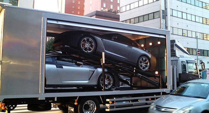 enclosed car shipping in CA