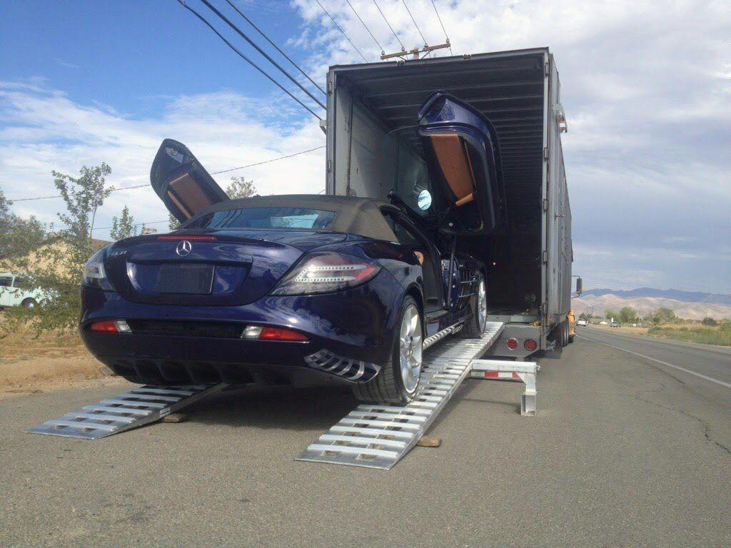 Indiana enclosed auto shipping