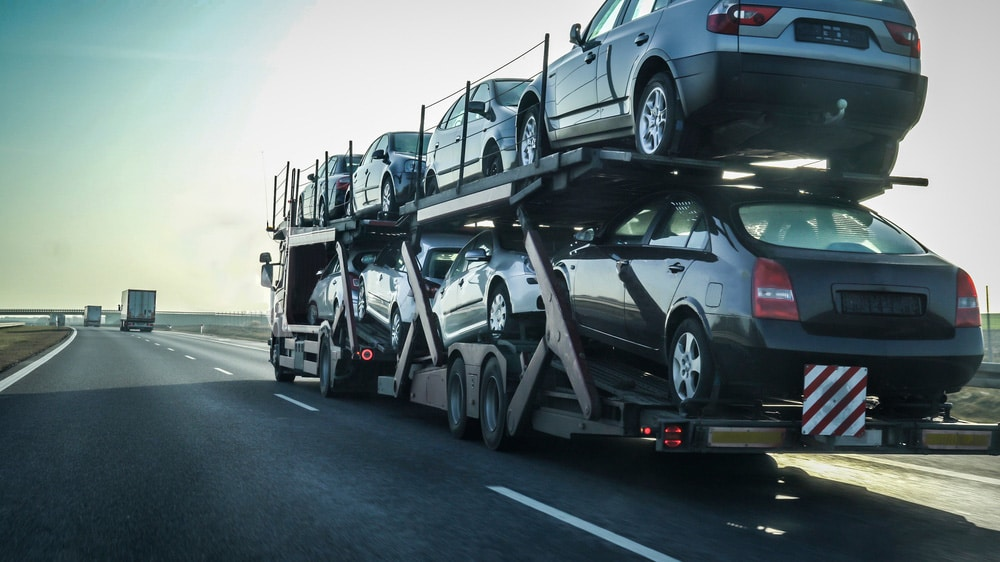 how does KS car shipping work?