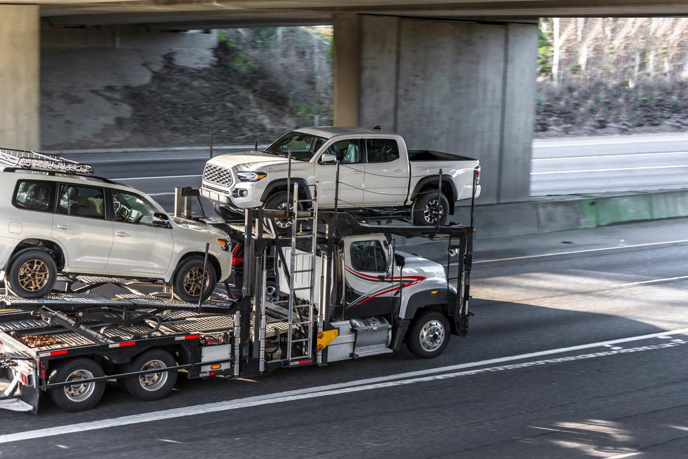 MN vehicle shipping near me