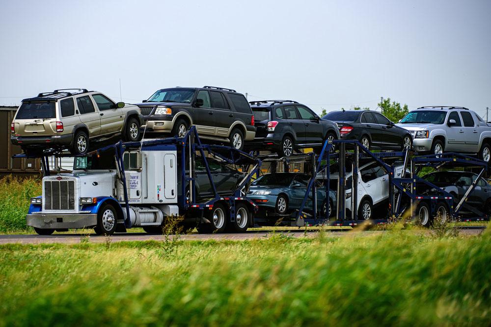 Minnsota auto transportation