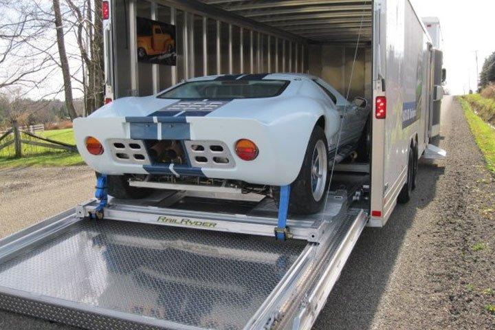 Indiana enclosed car shipping near me