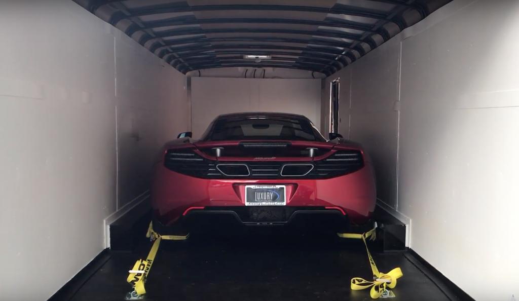 enclosed trailer CA