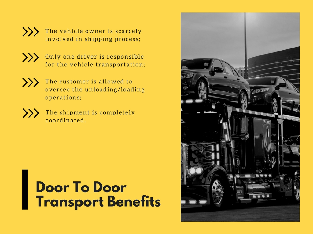 Door To Door Transport Benefits