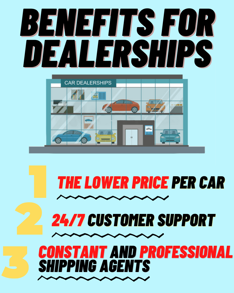 dealership car shipping