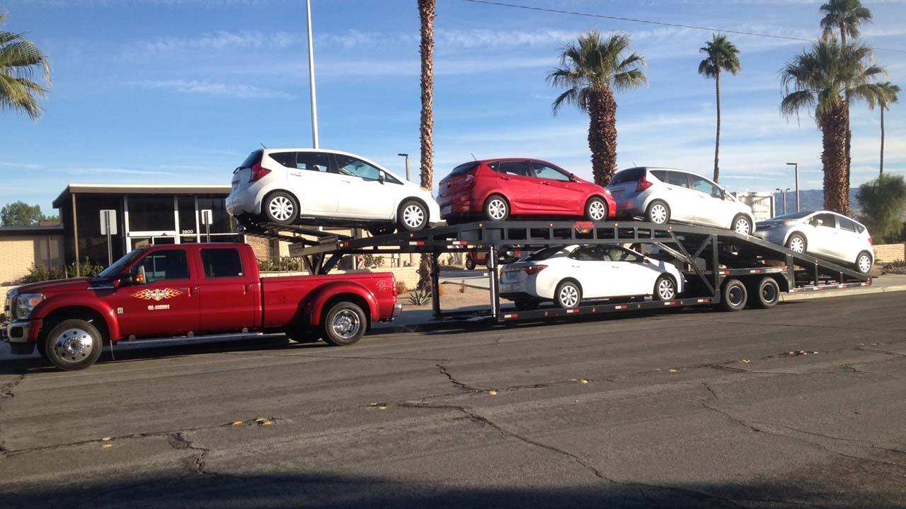 across counrty car shipping hauler