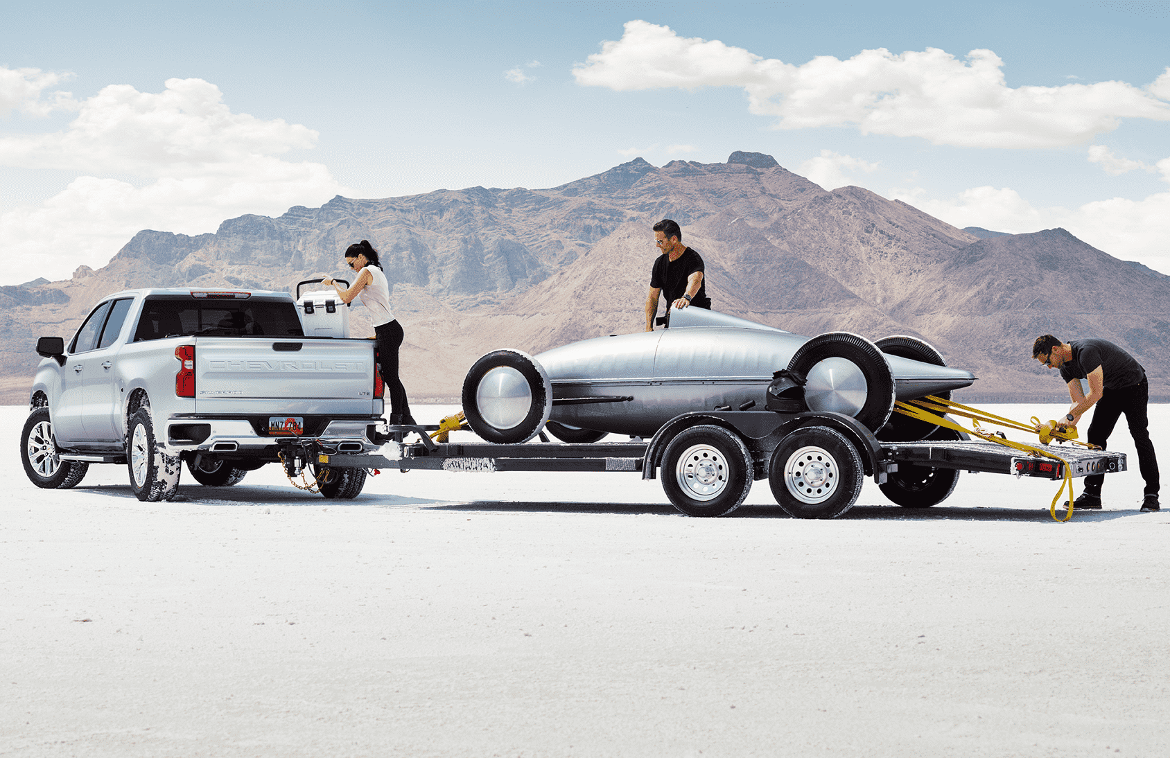 Towing vihicles from state to state