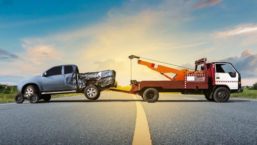 cheap long-distance car towing