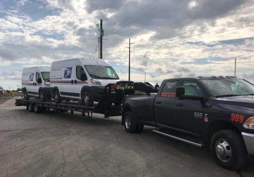 Missouri auto transport AA Hotshot LLC
