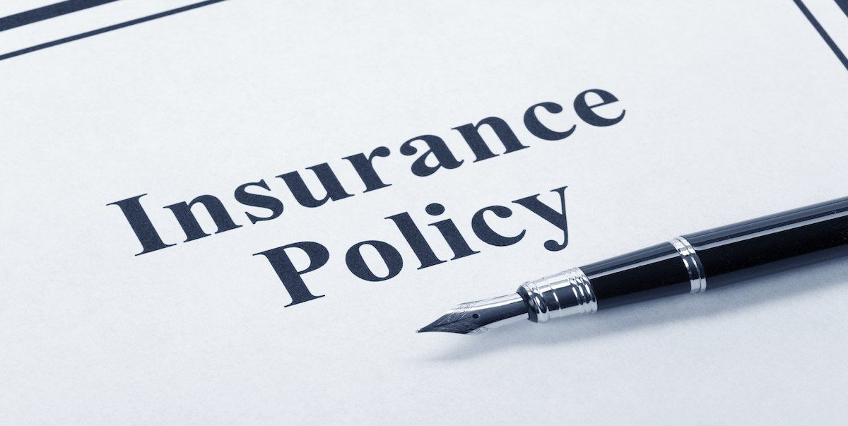heavy equipment shipping insurance policy