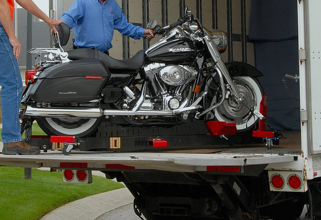 best motorcycle shipping services